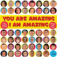 You are Amazing I amAmazing Book Cover