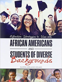 African Americans and Students of Diverse Backgrounds Book Cover